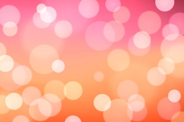 Hintergrund mit bokeh-effekt