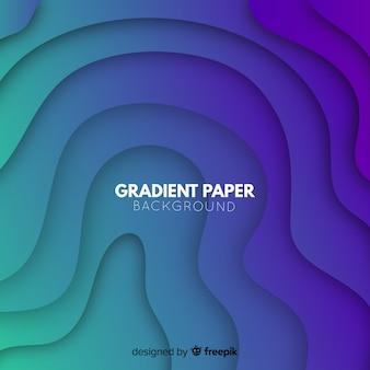 Hintergrund mit farbverlauf papier