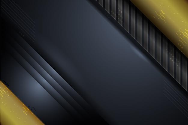 Hintergrund mit goldenen details