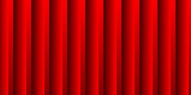 Hintergrund mit rotem farbverlauf