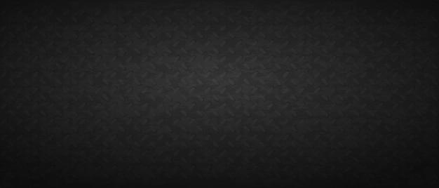 Hintergrund ovale ausbuchtungen aus dunklem kohlenstoff. monochromer nahtloser hintergrund