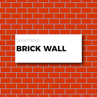 Hintergrund rote backsteinmauer