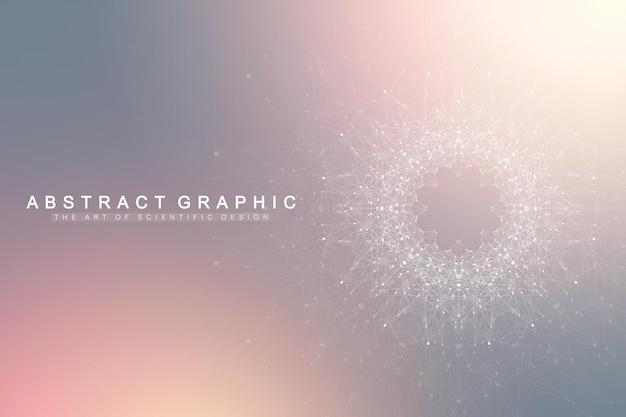 Hintergrund zur visualisierung großer genomdaten