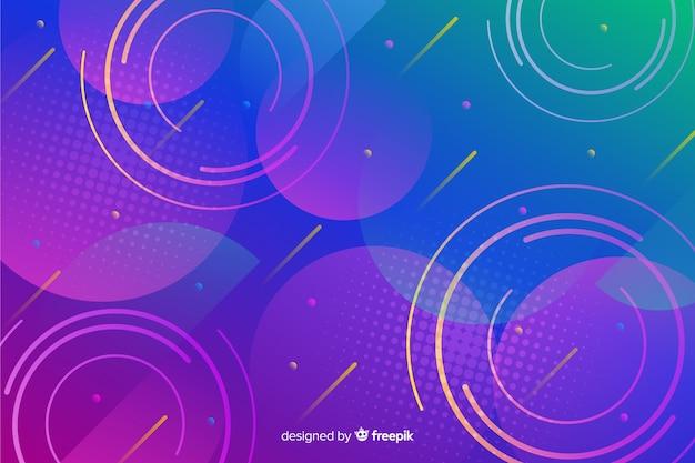 Hintergrundbild geometrische formen tapete