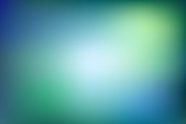 Hintergrundgrün tont steigung