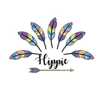 Hippie-icon-design