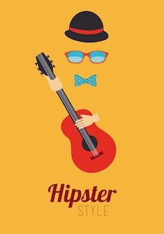 Hipster-design