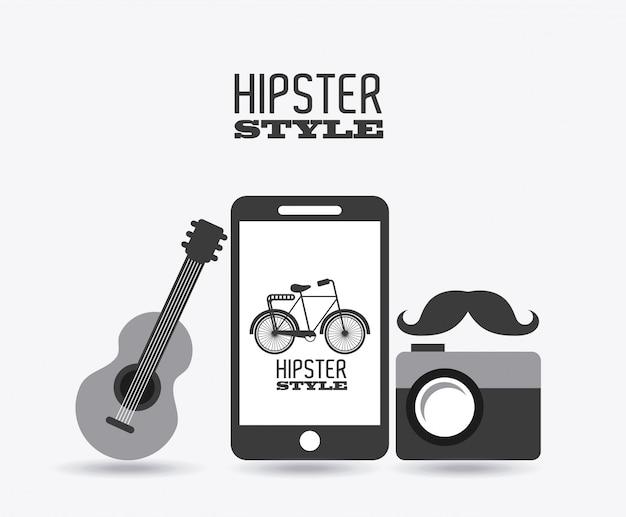 Hipster-lebensstil