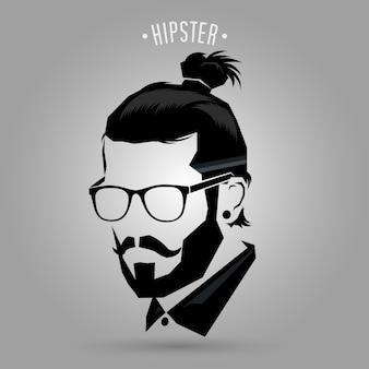 Hipster männer stil