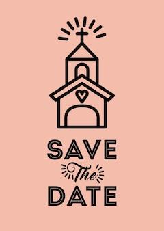 Hochzeit einladung design