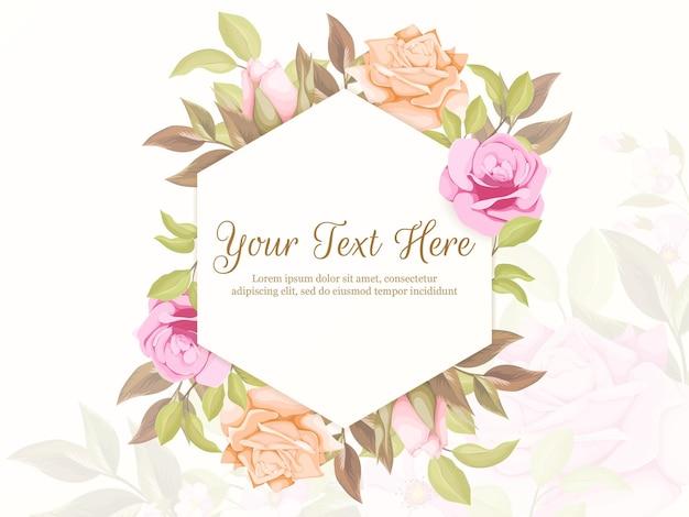 Hochzeitsbanner-hintergrund-blumenkonzept-schablone