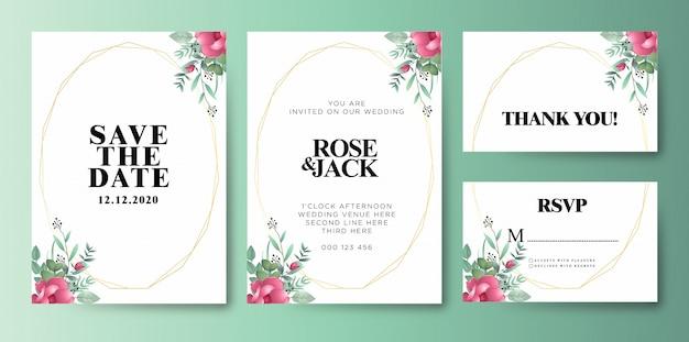 Hochzeitseinladungen vorlage
