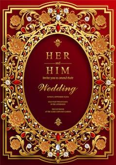 Hochzeitseinladungskartenvorlagen