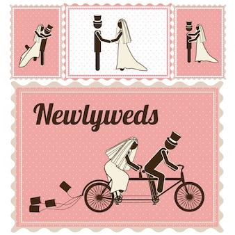 Hochzeitsentwurf