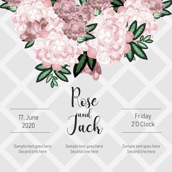 Hochzeitskarte einladungsvorlage