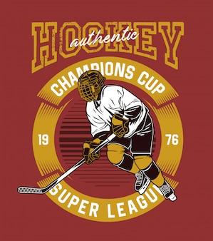 Hockey spieler