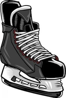 Hockeyschlittschuh