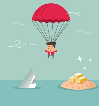 Hohes risiko hohe belohnung