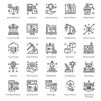 Holen sie sich das beste kryptowährungs-symbolpaket mit bearbeitbarer qualität, das sie gemäß ihren geschäftlichen anforderungen reparieren können. kreativ gestaltete elemente sind einfach zu bedienen. greifen sie zu, um eine bessere rückmeldung von ihrem unternehmen zu erhalten.