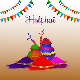 Holi indian festival