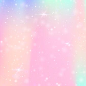 Hologramm abstrakter hintergrund.
