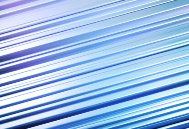 Holographischer blau gestreifter hintergrund, tolles design für jeden zweck. moderne grafische geometrische