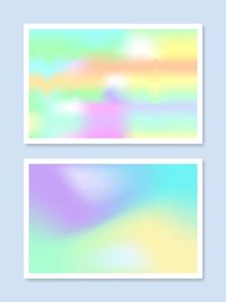 Holographischer gradientensatz