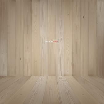 Holzraum hintergrund,