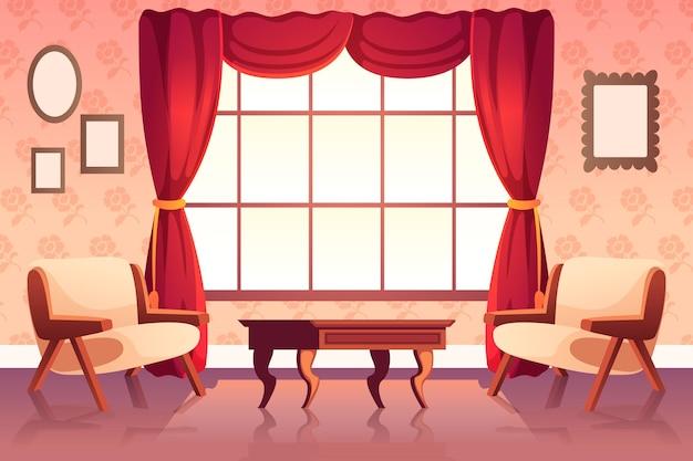 Home interior tapete