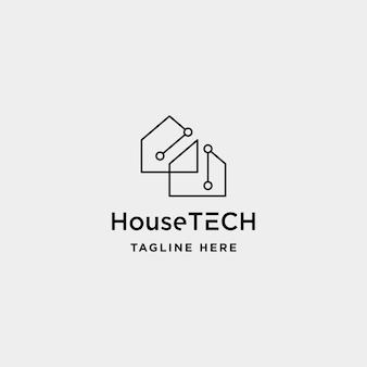 Home-internet-logo-design-vektor-wlan-haus-symbol siymbol-zeichen isoliert