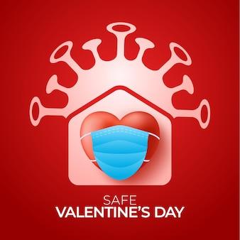 Home safe valentinstag 2021