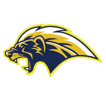 Honig-dachs-logo