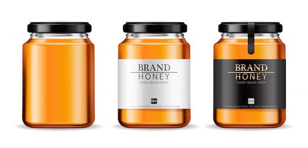 Honigflaschen