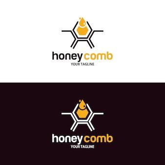 Honigwaben-logo