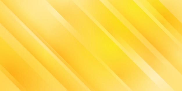Horizontaler hintergrund mit abstraktem farbverlauf
