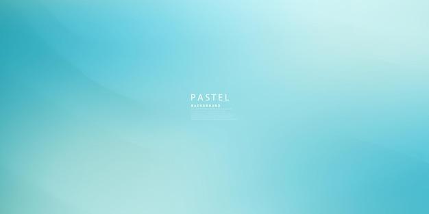 Horizontales abstraktes pastellfarben-hologramm-hintergrunddesign