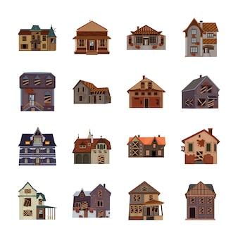 Horror house-symbole