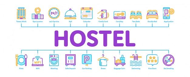 Hostel banner
