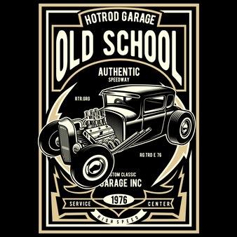 Hotrod-garage