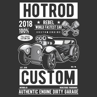 Hotrod rebell