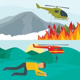 Hubschrauber-drohne