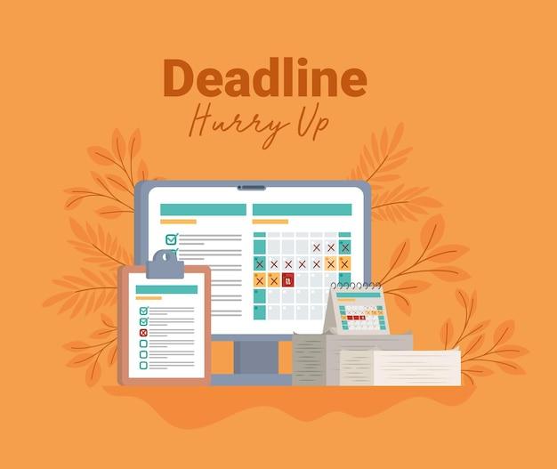 Hübsches deadline-design