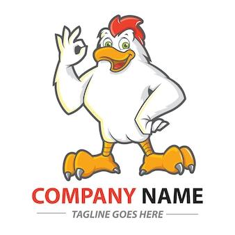 Hühnchen-logo