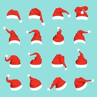 Hüte von santa