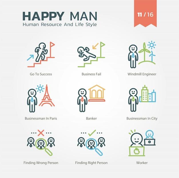 Human resource and lifestyle kollektion nr.11 / 16