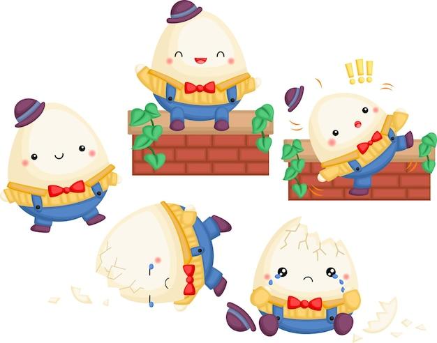 Humpty dumpty kindergarten ryhmes