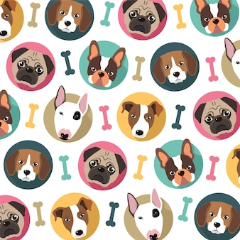 Hunde-muster