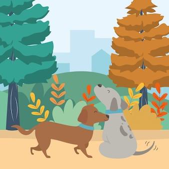 Hunde zeichentrickfilm