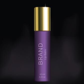 Hygienischer lippenstift oder balsam