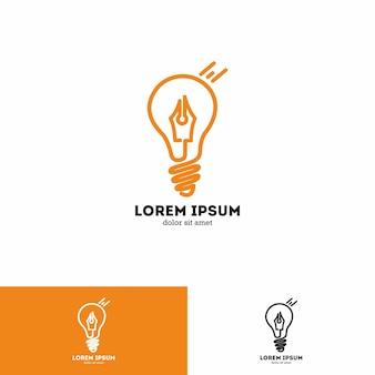 Idee glühbirne